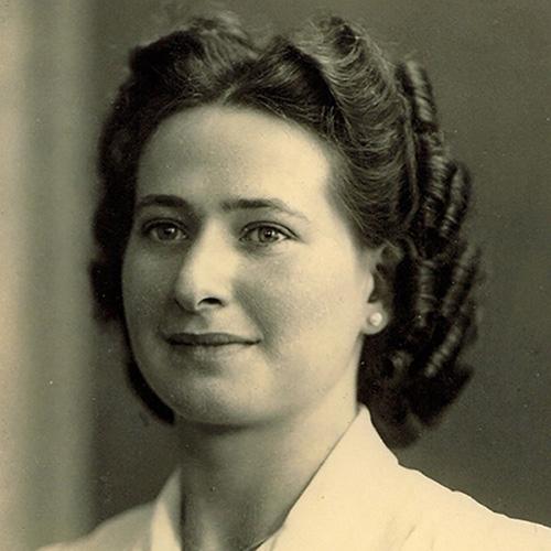 portret tante betsie